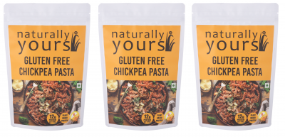 Naturally Yours Chickpea Pasta (Pack of 3)