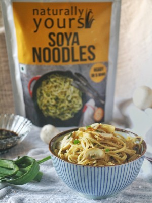 Naturally Yours Soya Noodles (Pack of 3)