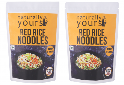 Naturally Yours Red Rice Noodles (Pack of 2)