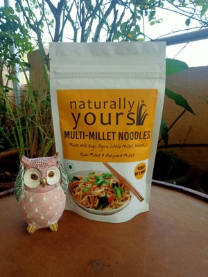 Naturally Yours Multi-Millet Noodles (Pack of 3)