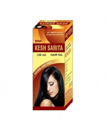 Shri Yash Remedies Kesh Sarita Hair Oil